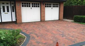 Block paving contractors Milton Keynes. Driveways, patios, paths